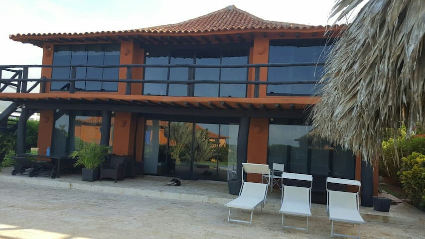 Alquiler de rancho en manzanillo - porlamar - Casa