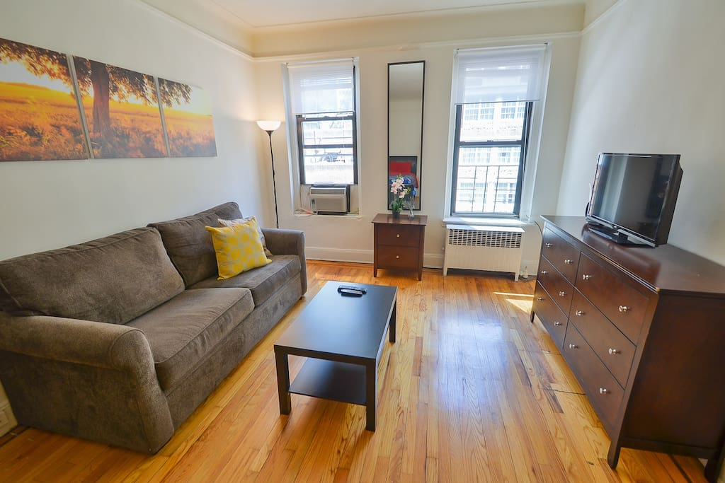 Beautiful huge studio 52st 3ave apartments for rent for Beautiful apartments in nyc