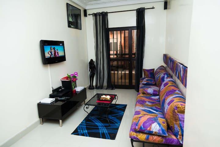 Appartement cosy au coeur de Dakar. - Dakar