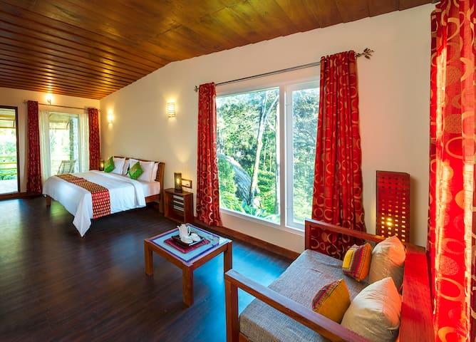 Coziest Lodges in India