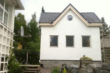 White cabin 35m2 - Vantaa