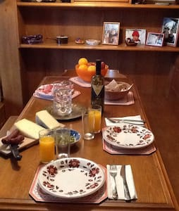 Cortina, cozy apartment with an amazing view - Cortina d'Ampezzo