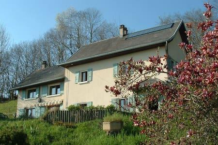 maison savoie  lac d'aiguebelette - Avressieux