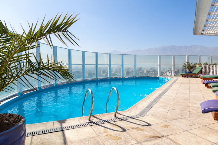 Beautiful & comfortable apartment - Santiago - Apartamento