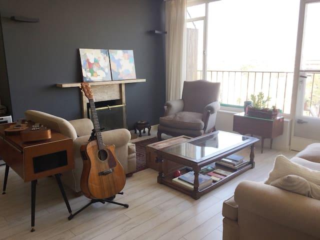 Olivos con vista al rio - Olivos - Apartamento