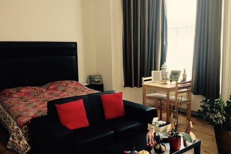 New studio - High Street Kensington