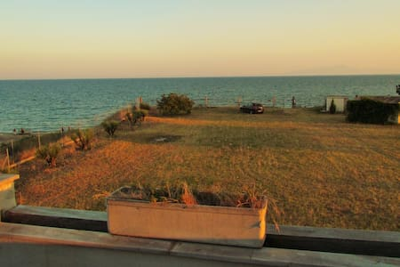 Sea view residence - Επανομή - Rumah