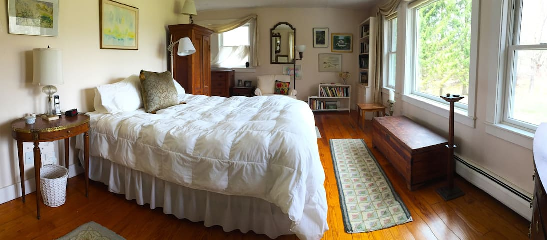 Mount Pleasant: Master Bedroom