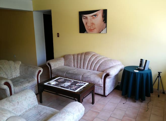 2 Private Rooms. Parking Available - San Antonio de Los Altos - Apartment