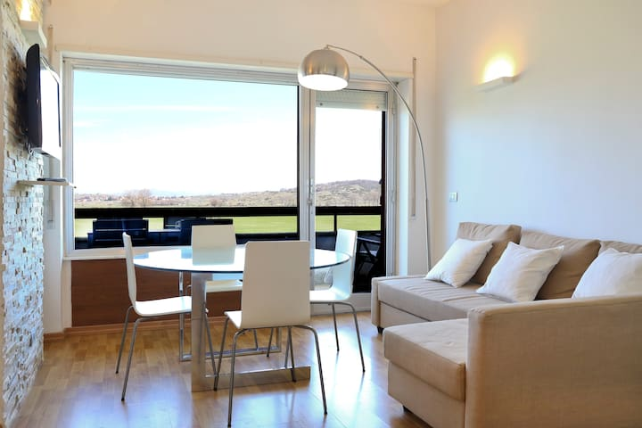 Mountain Design Apartment - Rocca di mezzo - Leilighet