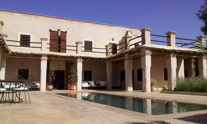 Magnificient villa Marrakech - Oumnass