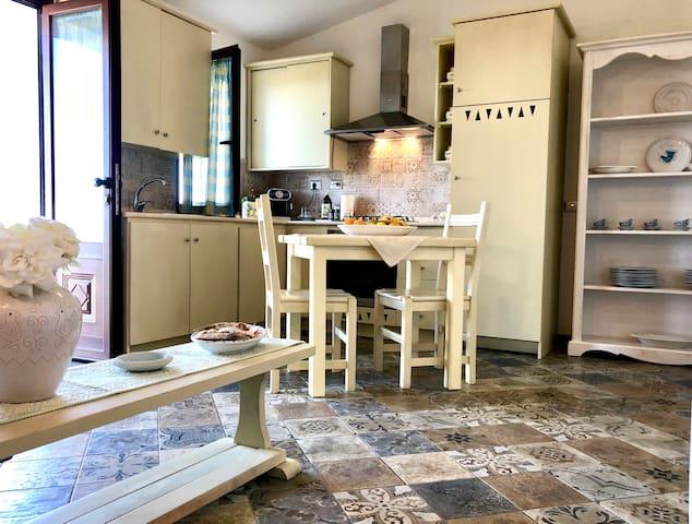Accogliente appartamento con vista panoramica