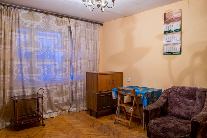 2-х комнатная квартира - Metallostroy - Apartament