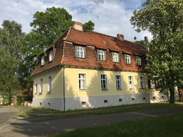 GUT AHLSDORF Ferienwohnung - Schönewalde - Lägenhet