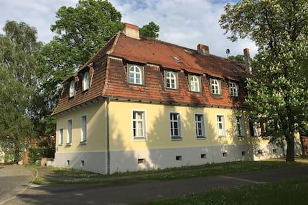 GUT AHLSDORF Ferienwohnung - Schönewalde