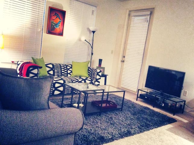 Cozy apartment near downtown Tampa! - Tampa - Apartamento