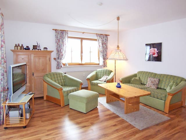 Apartment Charivari Ferienwohnungen for 6 persons in Obermaiselstein - Obermaiselstein - 公寓
