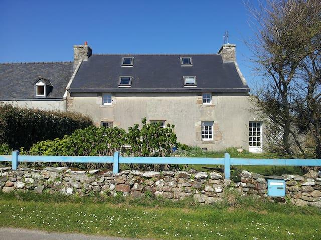 Belle maison sur l'île d'Ouessant! - Ushant - Dom