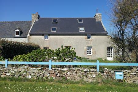 Belle maison sur l'île d'Ouessant! - Ushant