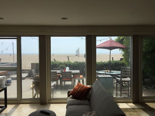 Beachfront 3 Bed Apartment! - Los Angeles - Pis