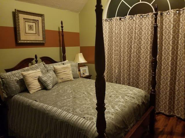 Cozy 1 bedroom with bath - Locust Grove - Huis