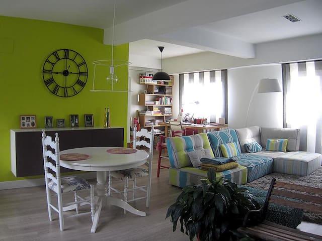 Hab. privada céntrica+desayuno - Bilbao - Appartamento