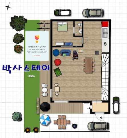 4 - Seo-myeon, Chuncheon-si - Huis