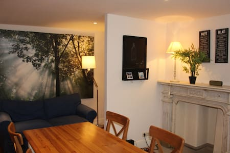 Charming flat on Avenue Louise - Brussels - Apartment