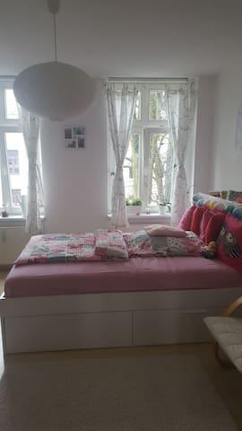Schöne 35qm Wohnung in Rostock, zentrale Lage