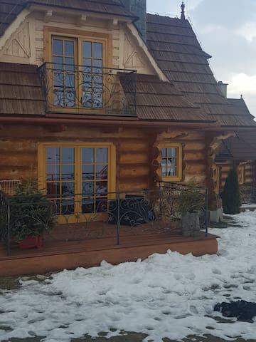 Góralskie przytulne Domki u Kantora