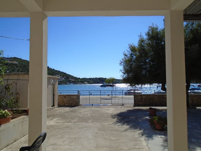 3Bedroom Tisno Apartment TP19A1 - Tisno - Daire