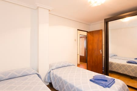 Habitacion comoda y silenciosa - Logroño - Apartment