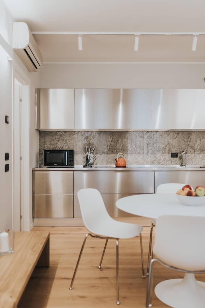 500 by Bed's: design apartment in Soave