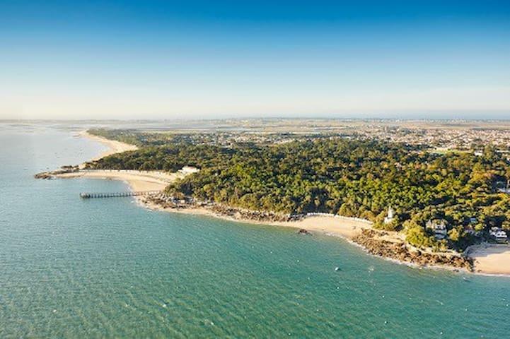 Maison spacieuse proche plage - La Barre-de-Monts - Casa de férias