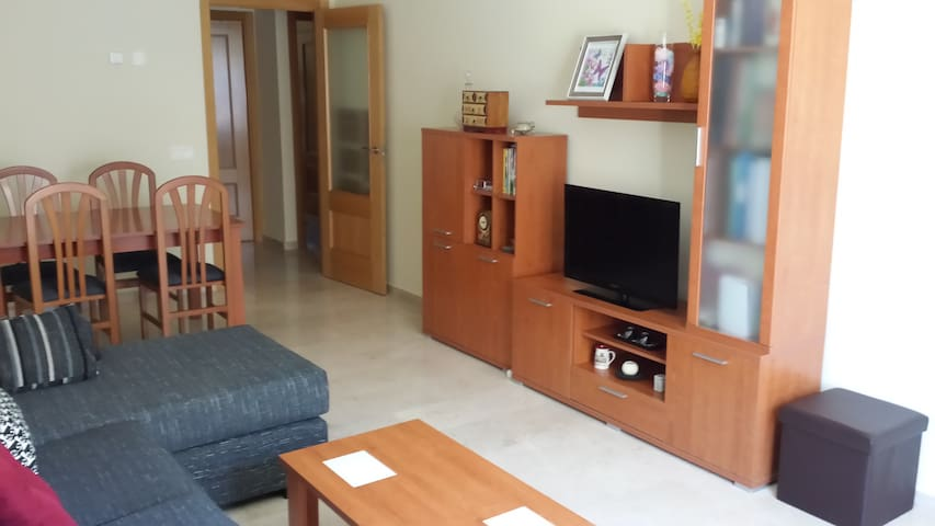1. Habitación individual/doble en piso céntrico - Cáceres - Wohnung