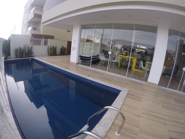 Apartamento Novo Campeche - Ed. Contemporâneo - Florianópolis - Lejlighed