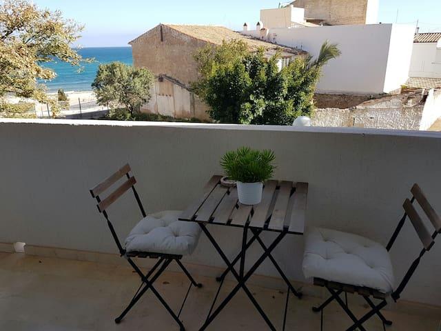 Duplex frente al mar muy tranquilo - La Vila Joiosa - Lakás