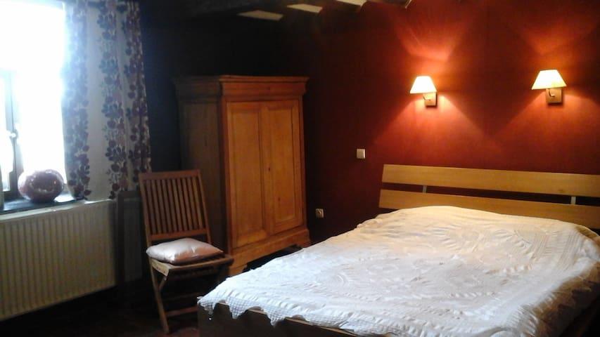 Chambre d'hôtes au village - Lacs de l'Eau d'Heure - Walcourt - Dům pro hosty