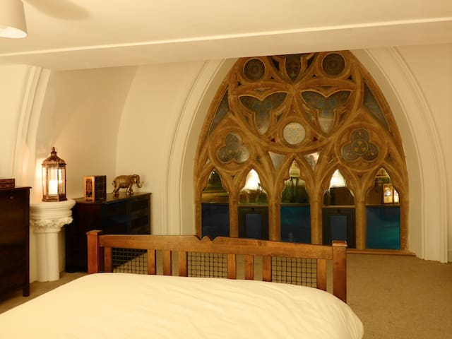 Stunning, Unique Church-Parking&10mins from Centre - Liverpool - Daire