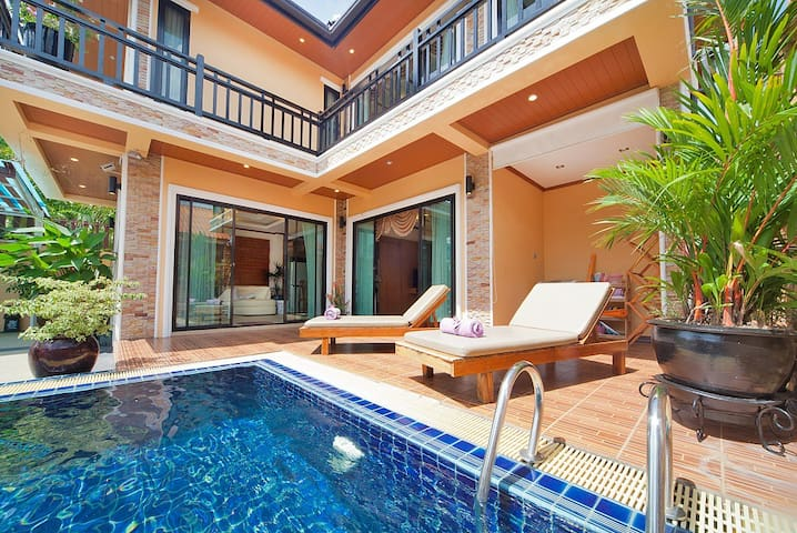 BangTao Tara Villa 2 | 3 Bed Pool Home close to - Phuket - Villa