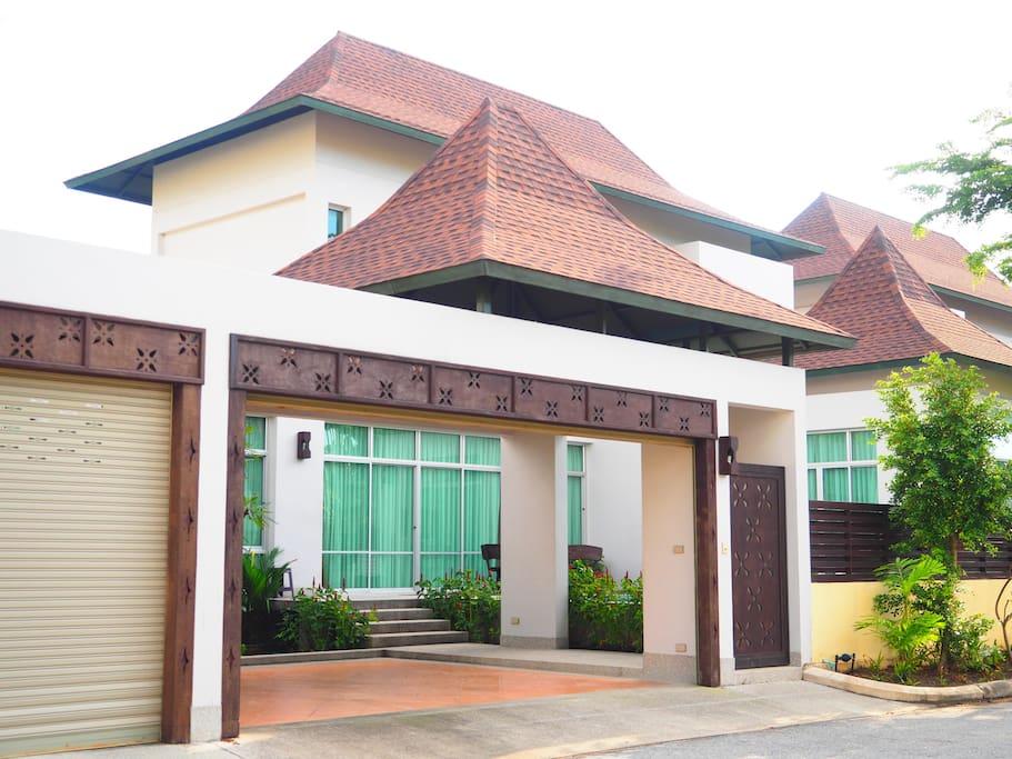 Front Villas
