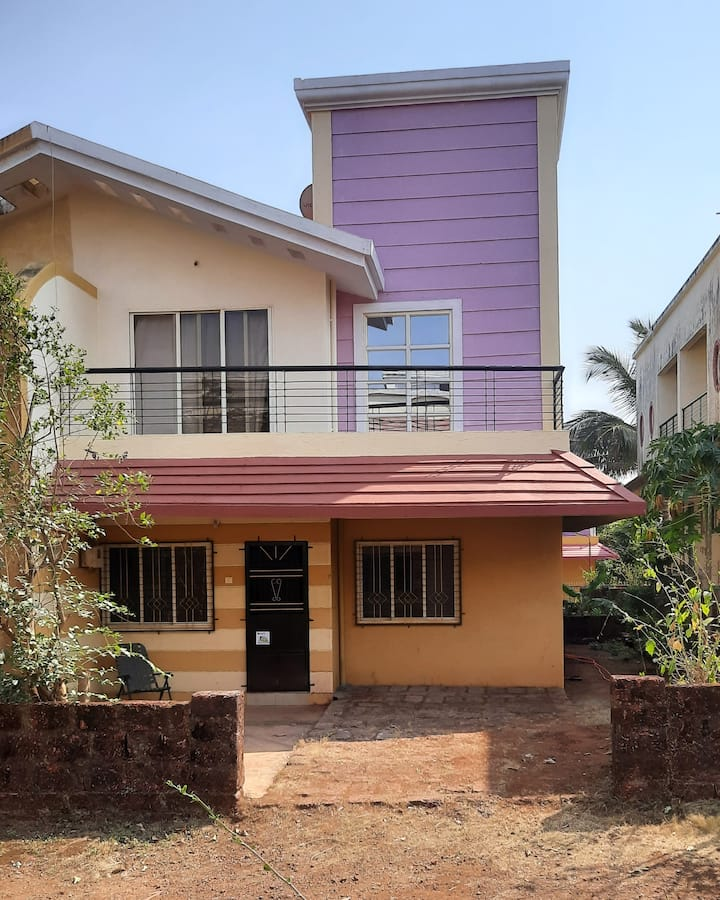 Dapoli Homestay -2 BHK Fully Furnished Bungalow