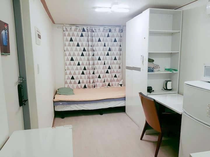 Very Nice Single studio-3min Hanyang university
