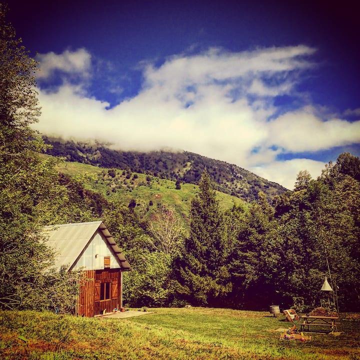 Séjour atypique en montagne, calme et nature !
