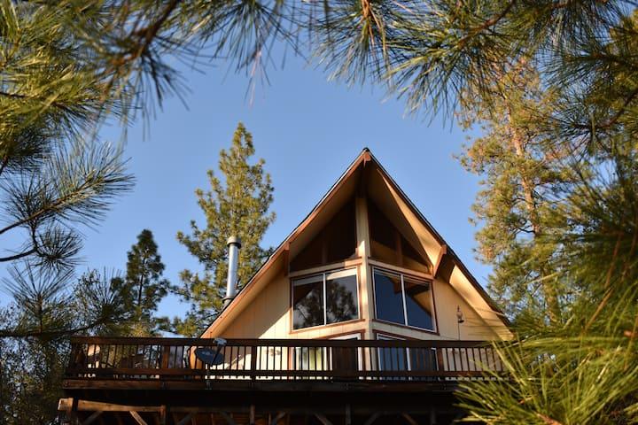 Majestic Pine Cabin
