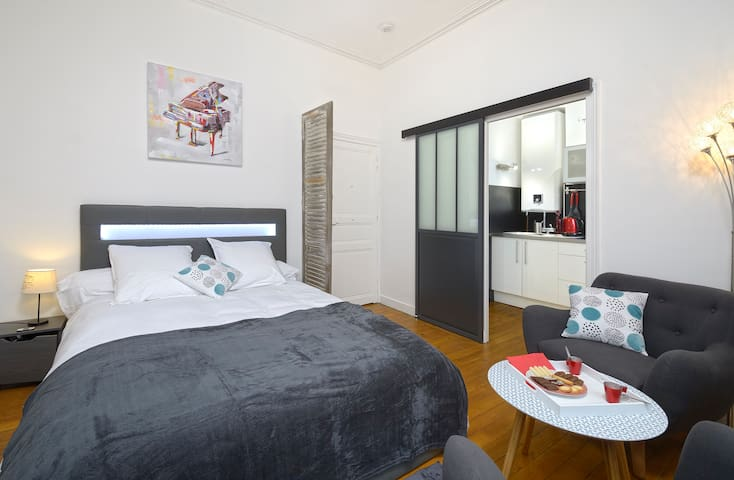 Downtown Place Imbach - Angers - Apartemen