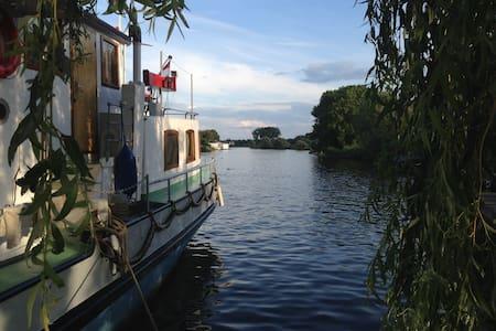 Cabin 2 onboard Passengership Ahoy - Utrecht - Pousada