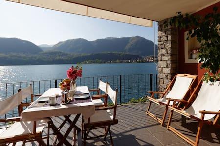 La casa sul lago - Omegna - Bed & Breakfast