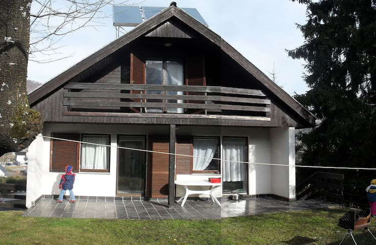 Bohinj Vacation House 1A - Bohinjska Bistrica - House