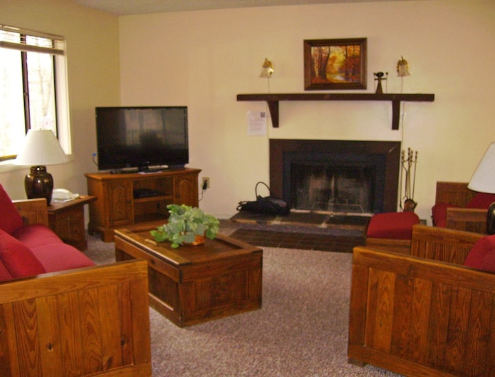 Beautiful Shenandoah Mountain Resort - One Bedrom Villa (#1)